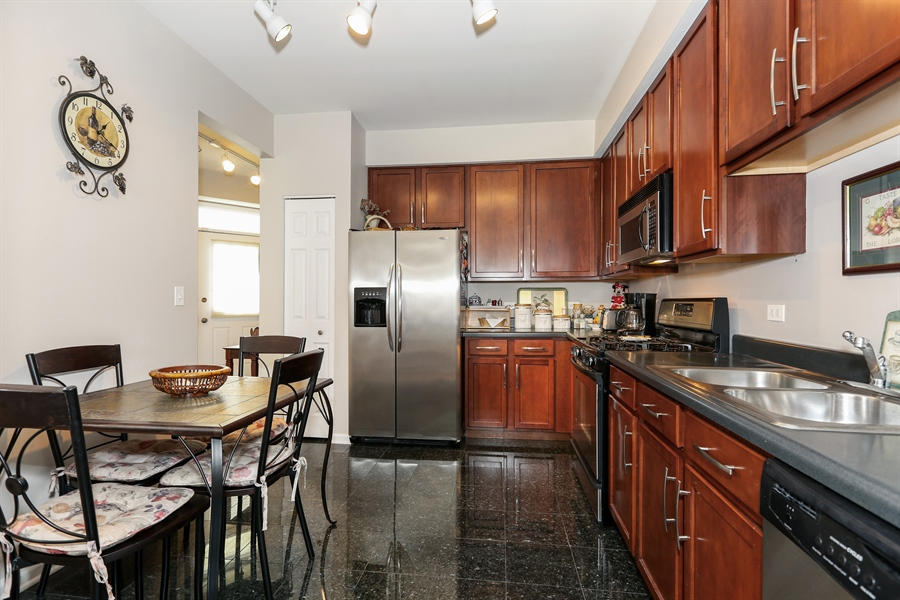 Real Estate Photography - 2972 WHITE THORN Circle, Naperville, IL, 60564 - Kitchen
