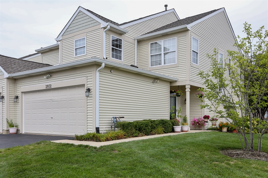 Real Estate Photography - 2972 WHITE THORN Circle, Naperville, IL, 60564 - Front View