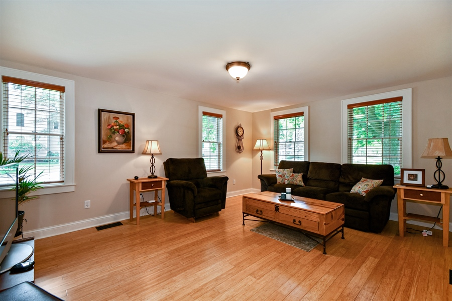 Real Estate Photography - 306 N. Van Buren Street, Batavia, IL, 60510 - Living Room