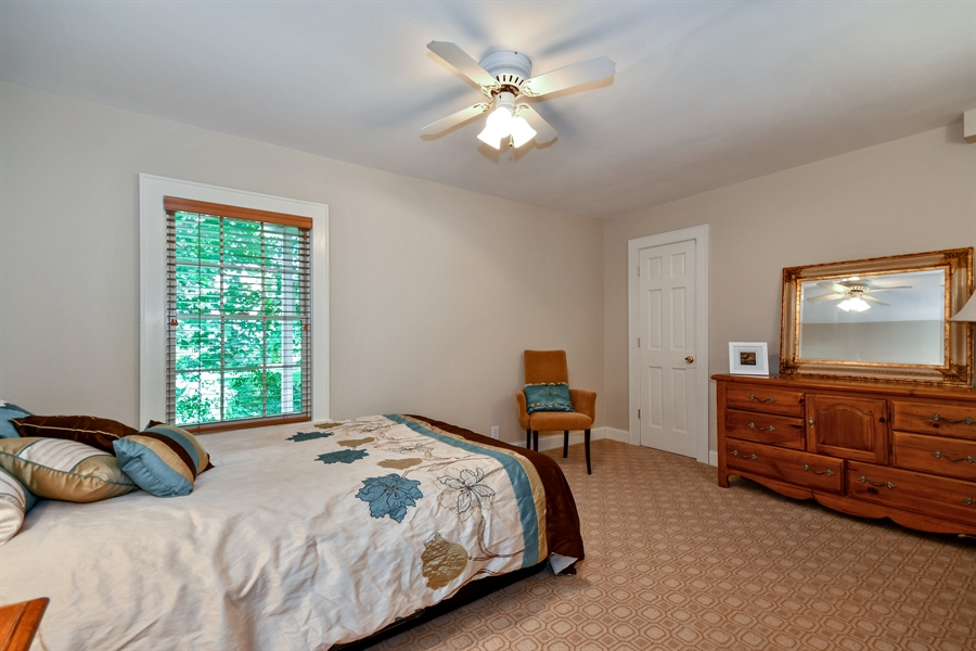 Real Estate Photography - 306 N. Van Buren Street, Batavia, IL, 60510 - 2nd Bedroom