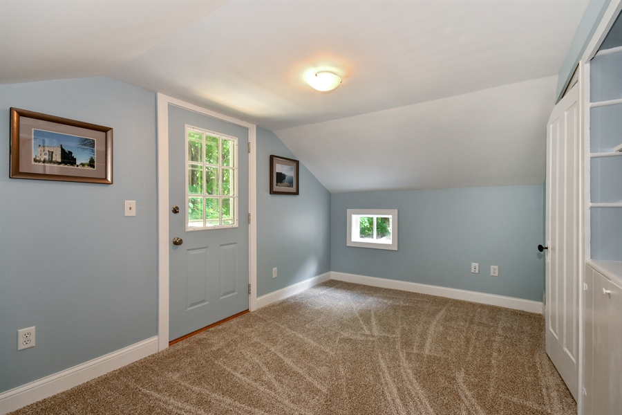 Real Estate Photography - 306 N. Van Buren Street, Batavia, IL, 60510 - 3rd Bedroom