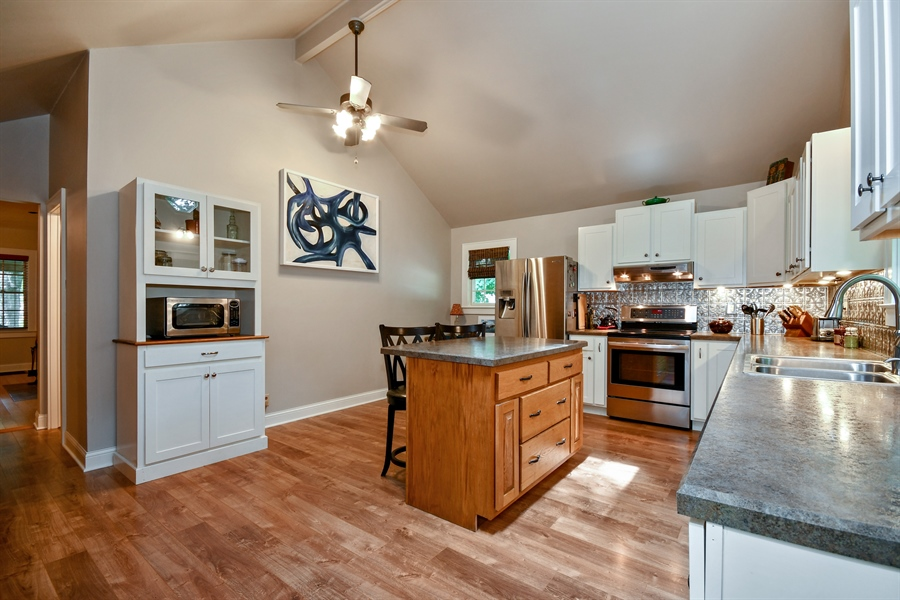 Real Estate Photography - 306 N. Van Buren Street, Batavia, IL, 60510 - Kitchen