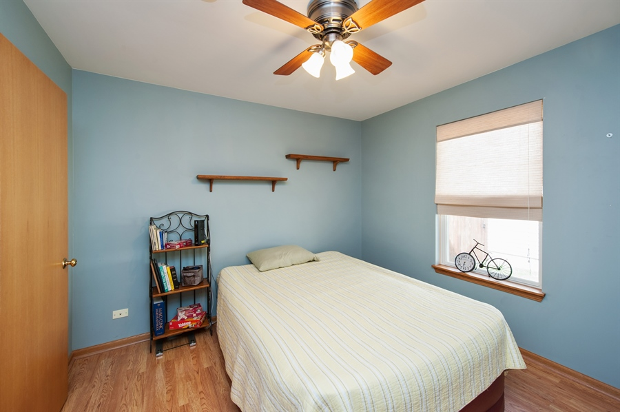 Real Estate Photography - 809 ROSE Lane, Harvard, IL, 60033 - 2nd Bedroom