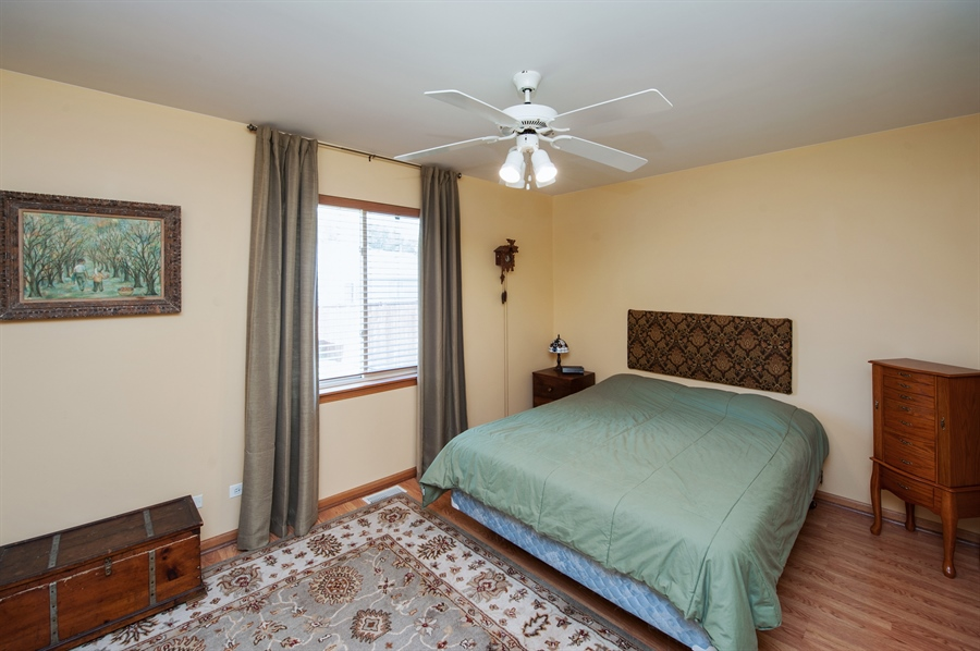 Real Estate Photography - 809 ROSE Lane, Harvard, IL, 60033 - 3rd Bedroom