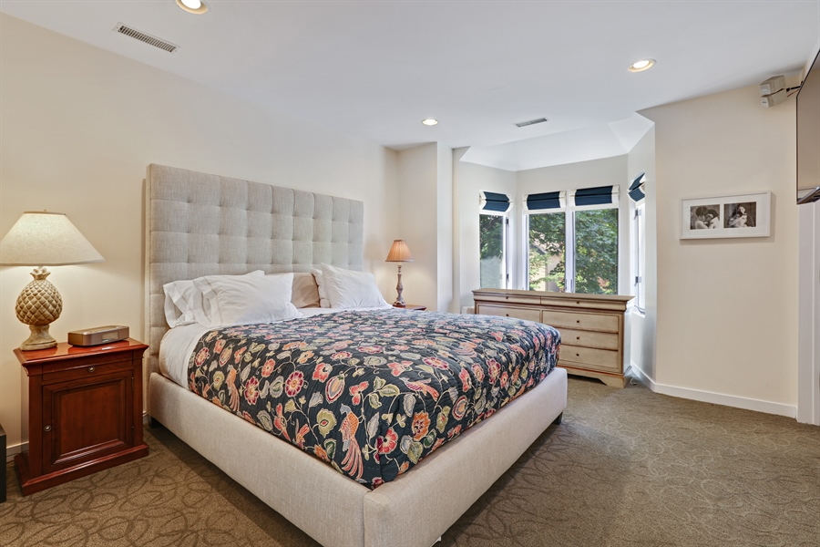 Real Estate Photography - 2757 N. Kenmore Avenue, Chicago, IL, 60614 - Master Bedroom