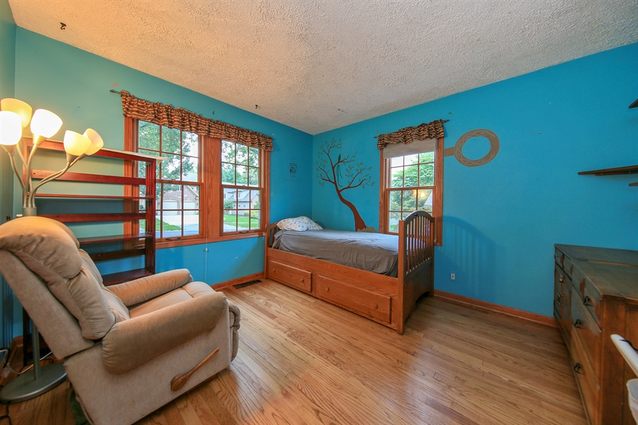Real Estate Photography - 5629 Brookbank Road, Downers Grove, IL, 60516 - 2nd Bedroom