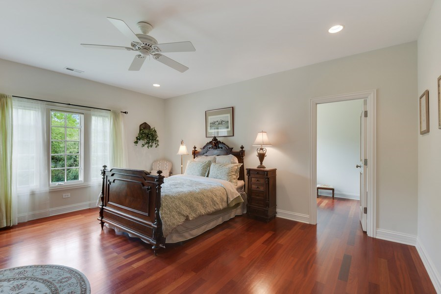 Real Estate Photography - 20961 W. Lakeview Parkway, Mundelein, IL, 60060 - 3rd Bedroom