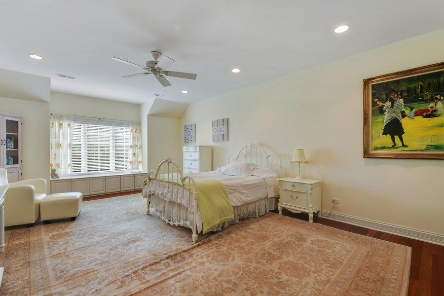 Real Estate Photography - 20977 W. Lakeview Parkway, Mundelein, IL, 60060 - Bedroom