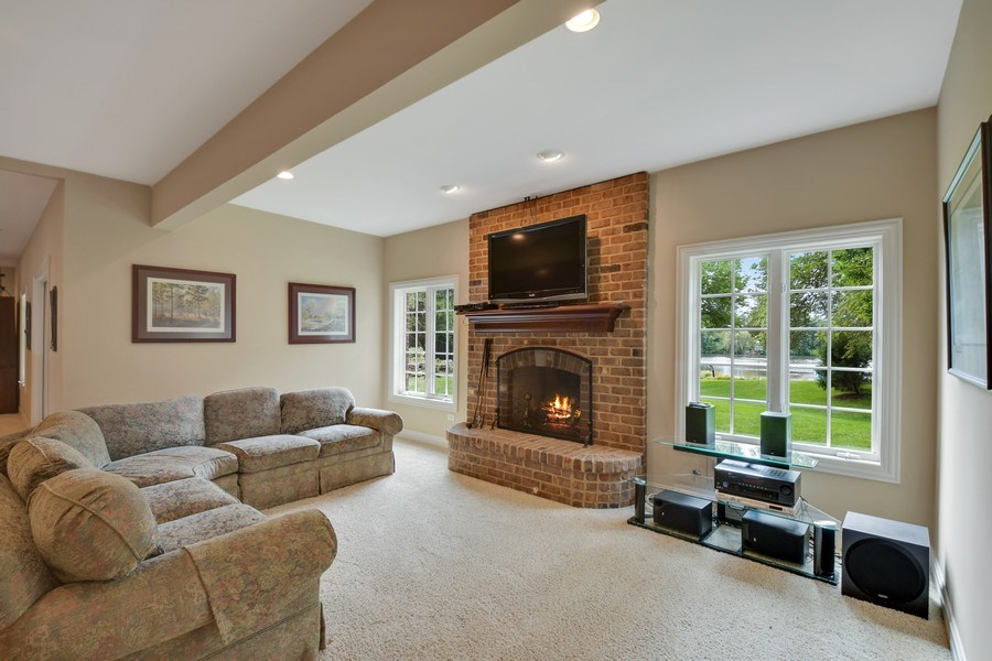 Real Estate Photography - 20977 W. Lakeview Parkway, Mundelein, IL, 60060 - Basement