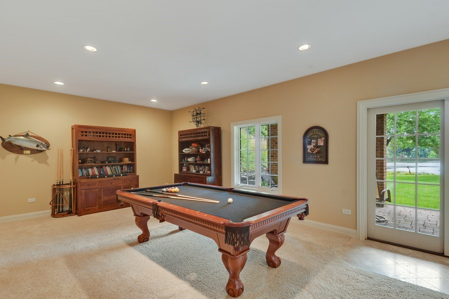 Real Estate Photography - 20961 W. Lakeview Parkway, Mundelein, IL, 60060 - Basement