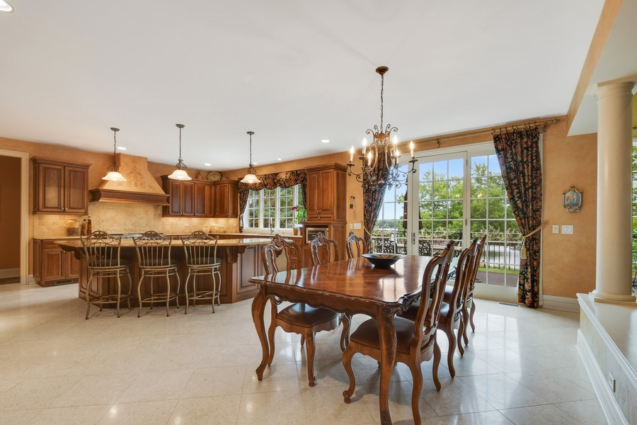 Real Estate Photography - 20961 W. Lakeview Parkway, Mundelein, IL, 60060 - Kitchen