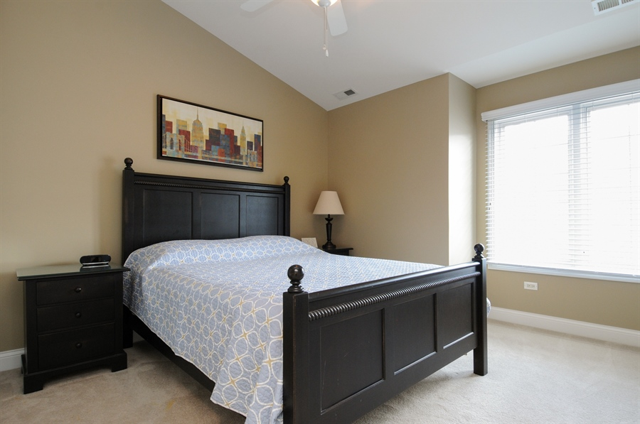 Real Estate Photography - 1909 Alta Vista Court, Naperville, IL, 60563 - 2nd Bedroom
