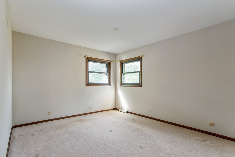 Real Estate Photography - 1625 Greenleaf Avenue, Des Plaines, IL, 60018 - 4th Bedroom