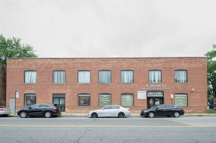 Real Estate Photography - 4250 North Pulaski Ave, Chicago, IL, 60641 - Front View