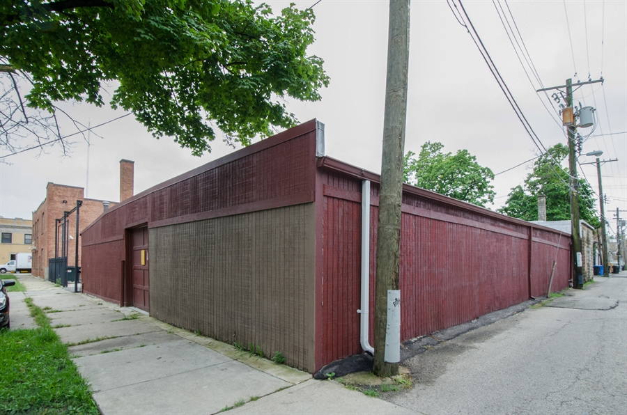 Real Estate Photography - 4250 North Pulaski Ave, Chicago, IL, 60641 - Rear View