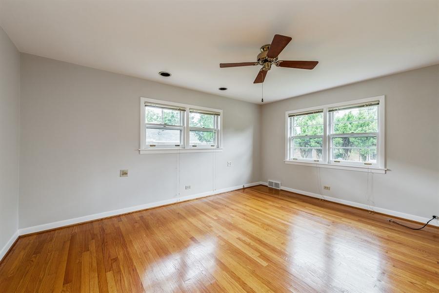 Real Estate Photography - 4618 W. Devon Avenue, Lincolnwood, IL, 60712 - Master Bedroom