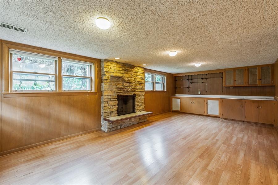Real Estate Photography - 4618 W. Devon Avenue, Lincolnwood, IL, 60712 - Family Room