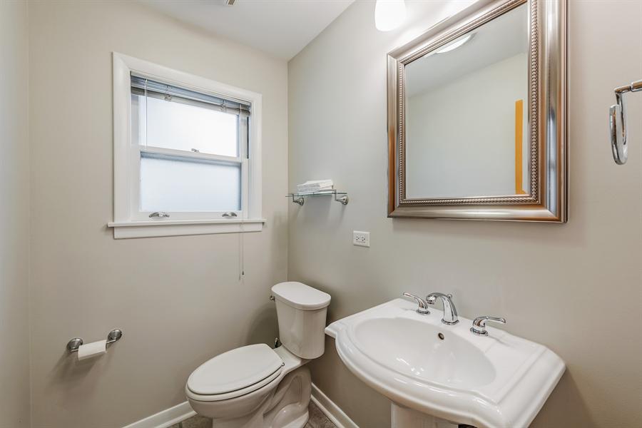Real Estate Photography - 4618 W. Devon Avenue, Lincolnwood, IL, 60712 - Bathroom