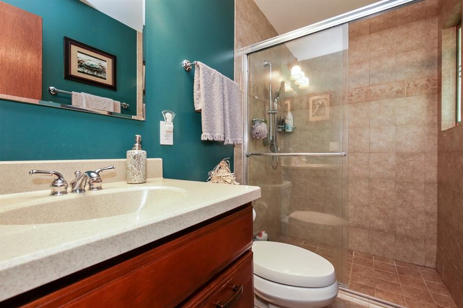 Real Estate Photography - 732 Hillside Court, Algonquin, IL, 60102 - Master Bathroom