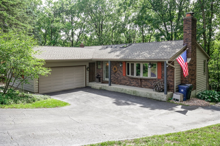Real Estate Photography - 732 Hillside Court, Algonquin, IL, 60102 - Front View