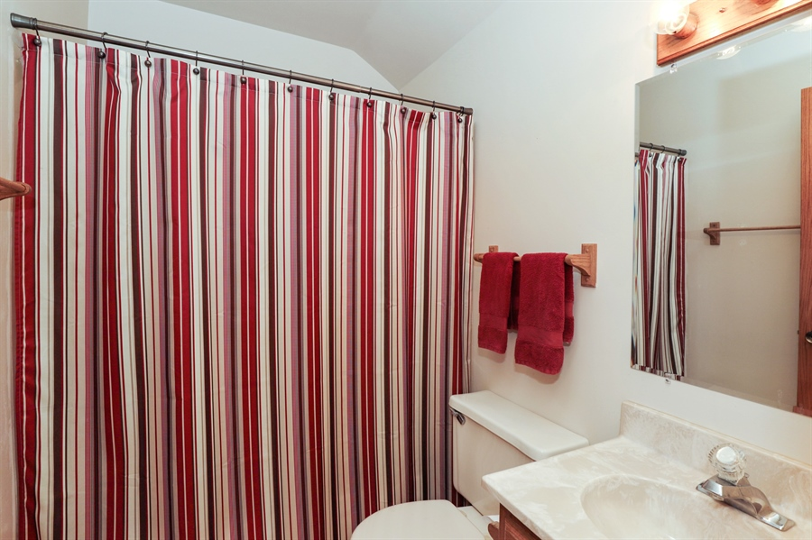 Real Estate Photography - 42611 N. Addison Lane, Antioch, IL, 60002 - Bathroom