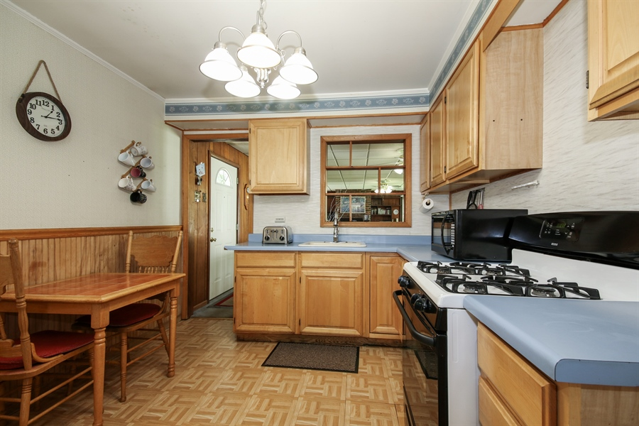 Real Estate Photography - 444 Indianwood Boulevard, Park Forest, IL, 60466 - Kitchen