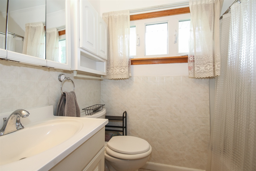 Real Estate Photography - 444 Indianwood Boulevard, Park Forest, IL, 60466 - Bathroom