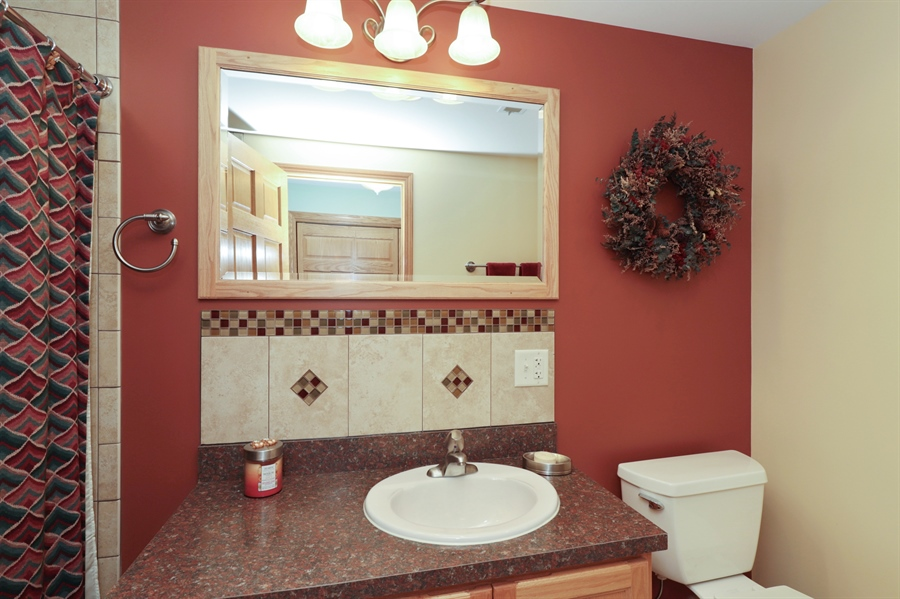Real Estate Photography - 40306 N. Sunset Drive, Antioch, IL, 60002 - Bathroom
