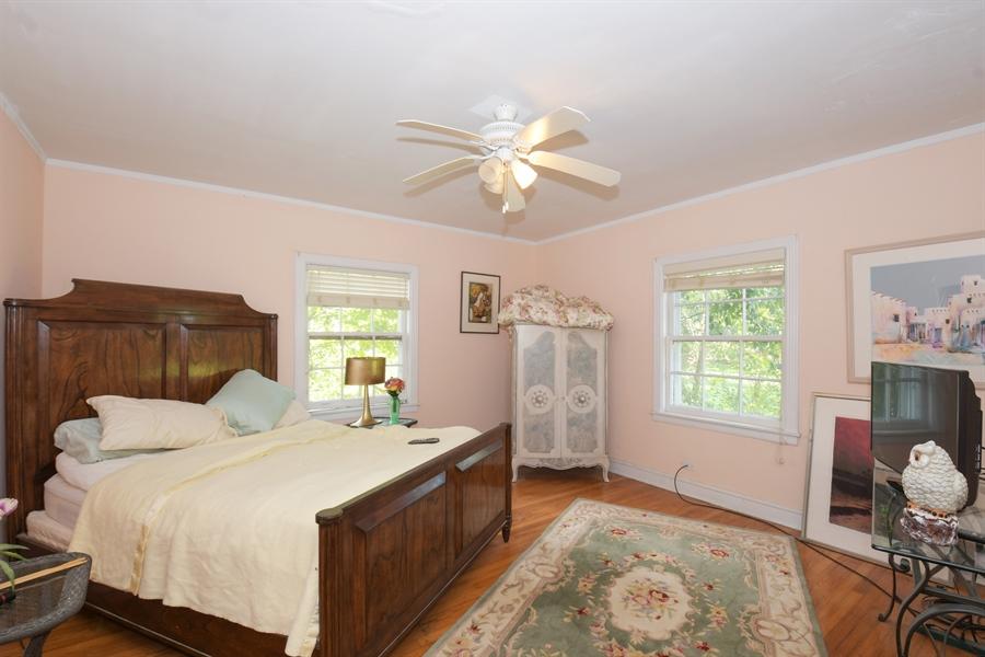 Real Estate Photography - 1555 Half Day Road, Bannockburn, IL, 60015 - Master Bedroom