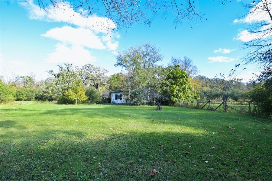 Real Estate Photography - 1555 Half Day Road, Bannockburn, IL, 60015 - Back Yard