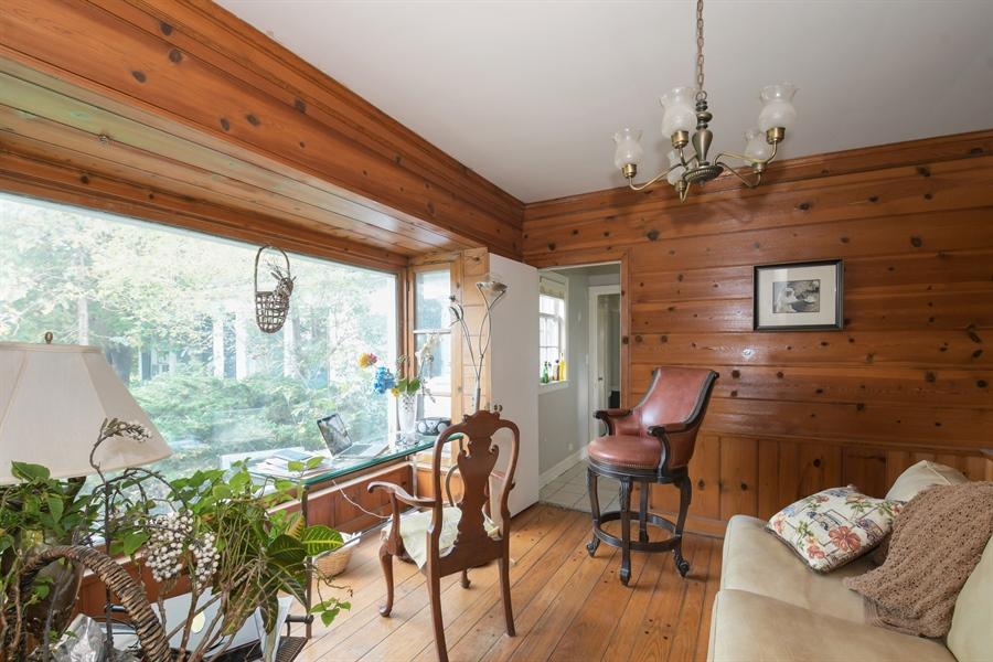 Real Estate Photography - 1555 Half Day Road, Bannockburn, IL, 60015 - Office