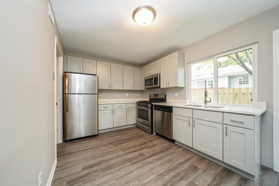 Real Estate Photography - 313 Beechwood Drive, Romeoville, IL, 60446 - Kitchen