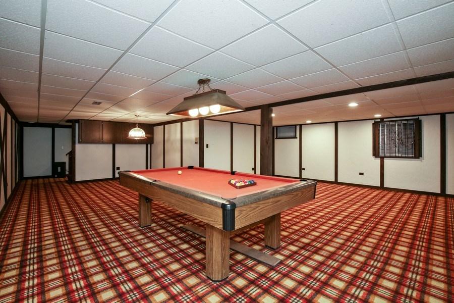 Real Estate Photography - 127 Hidden Oaks Dr, Barrington, IL, 60010 - Lower Level