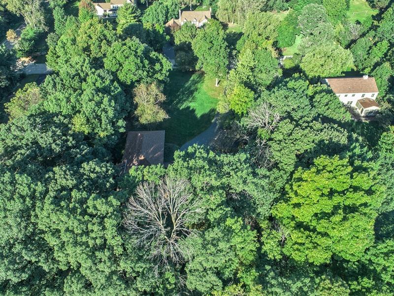 Real Estate Photography - 127 Hidden Oaks Dr, Barrington, IL, 60010 - Aerial View