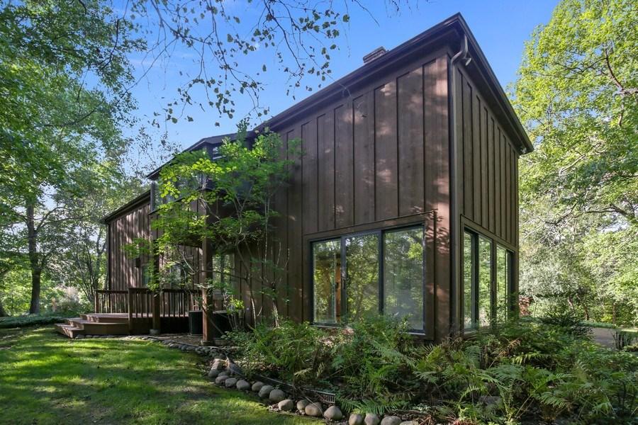 Real Estate Photography - 127 Hidden Oaks Dr, Barrington, IL, 60010 - Side View
