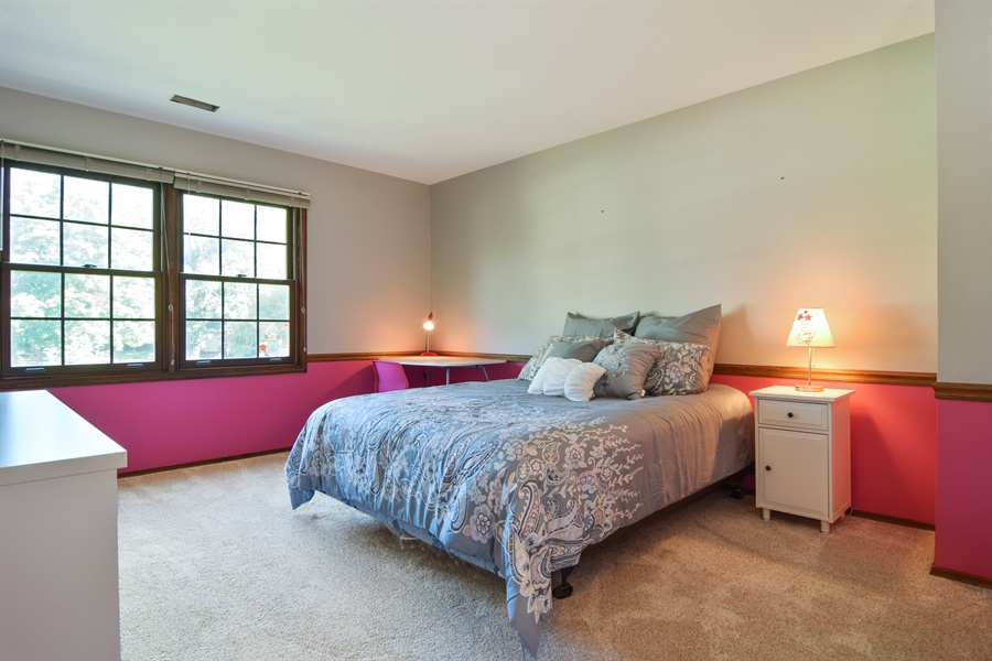 Real Estate Photography - 2 Juniper Road, Rolling Meadows, IL, 60008 - 2nd Bedroom