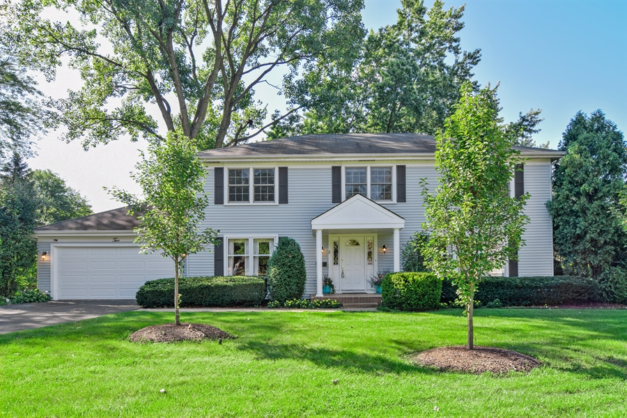 Real Estate Photography - 2 Juniper Road, Rolling Meadows, IL, 60008 - Front View