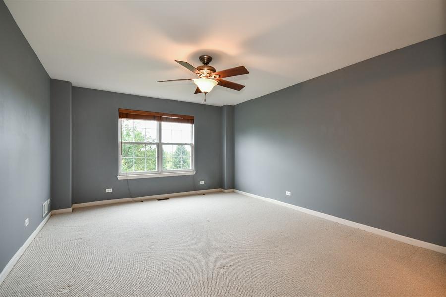 Real Estate Photography - 426 Wolcott Lane, Batavia, IL, 60510 - Master Bedroom