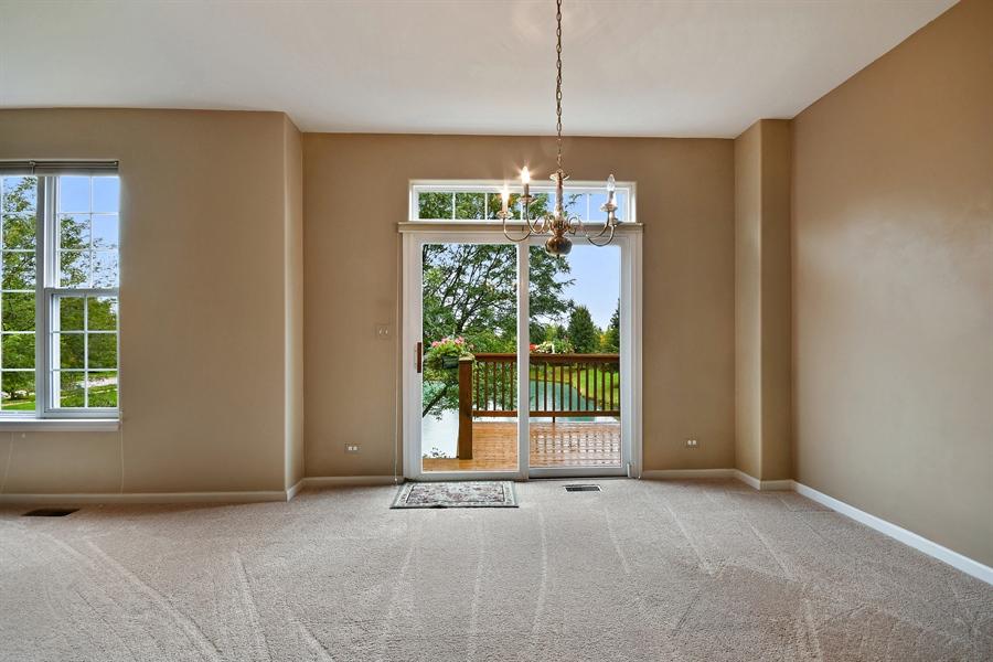 Real Estate Photography - 426 Wolcott Lane, Batavia, IL, 60510 - Dining Room