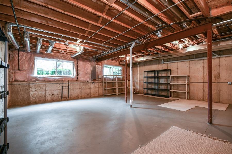 Real Estate Photography - 426 Wolcott Lane, Batavia, IL, 60510 - Basement
