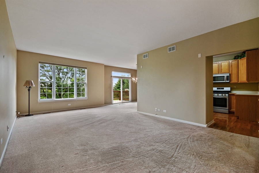 Real Estate Photography - 426 Wolcott Lane, Batavia, IL, 60510 - Family Room