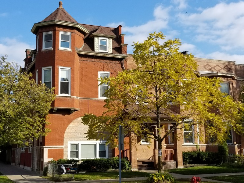 Real Estate Photography - 4355-57 Hermitage Ave, Unit 1, 2, 3 & 4, Chicago, IL, 60613 -