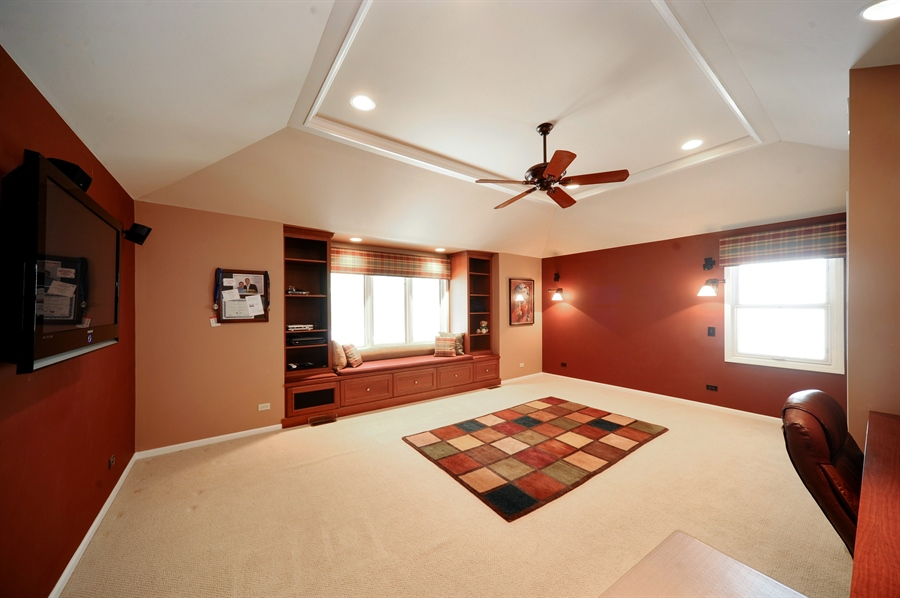 Real Estate Photography - 1315 W. Kingsley Drive, Arlington Heights, IL, 60004 - Bonus Room