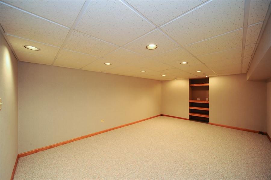 Real Estate Photography - 1315 W. Kingsley Drive, Arlington Heights, IL, 60004 - Basement