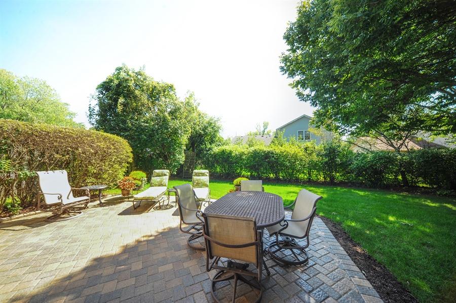 Real Estate Photography - 1315 W. Kingsley Drive, Arlington Heights, IL, 60004 - Back Yard