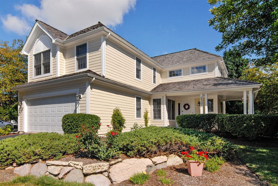 Real Estate Photography - 2300 Brookside Court, Aurora, IL, 60502 - Front View
