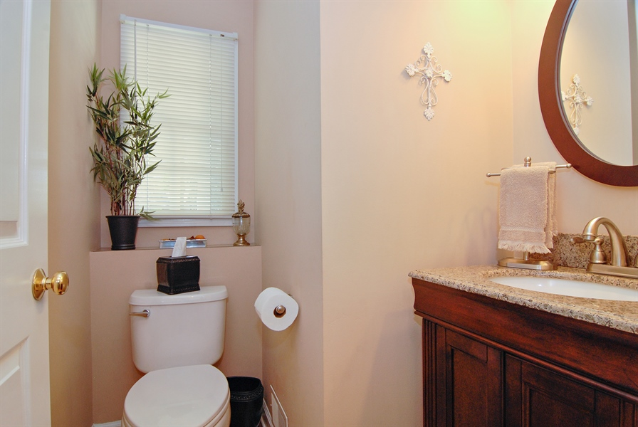 Real Estate Photography - 2300 Brookside Court, Aurora, IL, 60502 - Bathroom