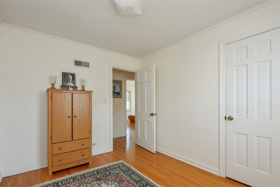 Real Estate Photography - 6210 N. Keeler Avenue, Chicago, IL, 60646 - 3rd Bedroom