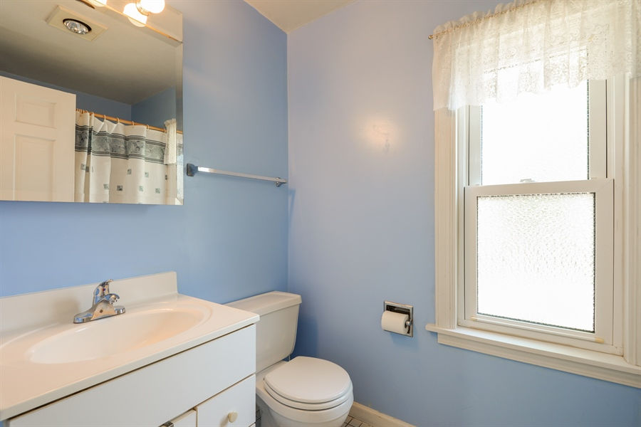 Real Estate Photography - 6210 N. Keeler Avenue, Chicago, IL, 60646 - Bathroom