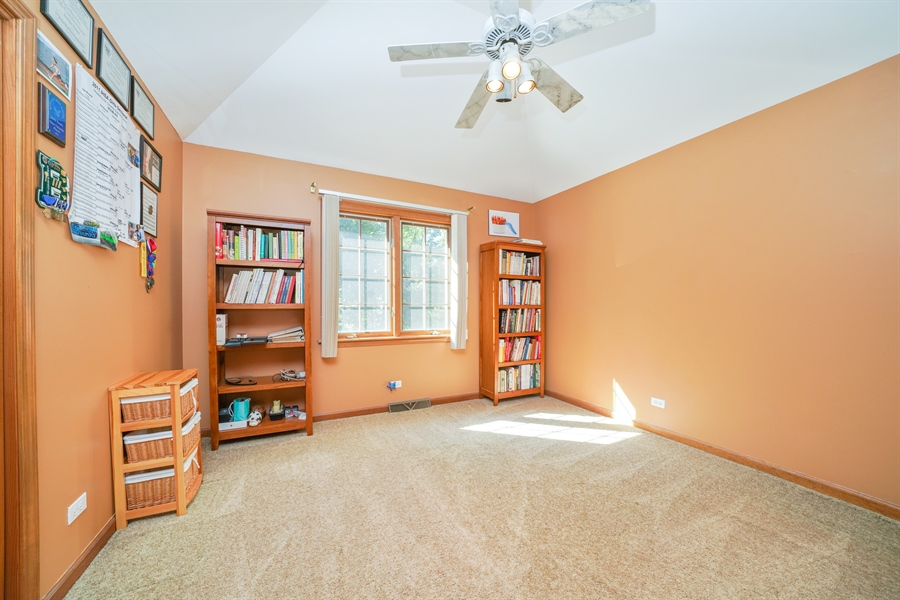 Real Estate Photography - 1278 Keim Trail, Bartlett, IL, 60103 - 4th Bedroom